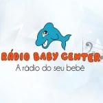 Logo da emissora Rádio Baby Center