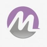 Logo da emissora Rádio Shopping Maranata