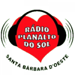 Logo da emissora Radio Planalto do Sol