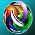 Logo da emissora Rádio Paraíso Brasília