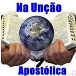 Logo da emissora Rádio Unção Apostólica