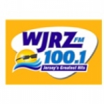 Logo da emissora WJRZ 100 FM