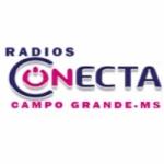 Logo da emissora Conecta Flashback FM