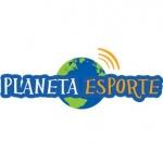 Logo da emissora Rádio Planeta Esporte