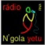 Logo da emissora Rádio N'Gola Yetu 101.4 FM