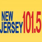 Logo da emissora WKXW 101.5 FM