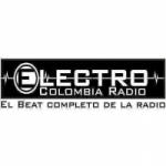 Logo da emissora Radio Electtro Colombia
