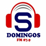 Logo da emissora Rádio São Domingos 87.9 FM