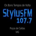 Logo da emissora Radio Stylus 107.7 FM