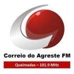 Logo da emissora Rádio Correio do Agreste 101.9 FM