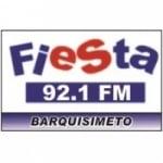 Logo da emissora Radio Fiesta 92.1 FM