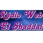 Logo da emissora Rádio Web El Shaddai