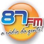 Logo da emissora Rádio Solidariedade 87.9 FM