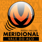 Logo da emissora Rádio Meridional