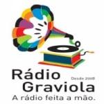 Logo da emissora Rádio Graviola