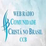 Logo da emissora Web Radio da Comunidade Cristã  No Brasil CCB