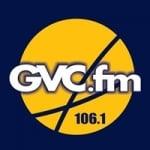Logo da emissora Rádio GVC 106.1 FM
