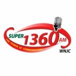Logo da emissora WNJC 1360 AM
