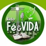 Logo da emissora Web Rádio Fé e Vida