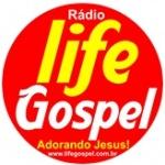 Logo da emissora Rádio Life Gospel
