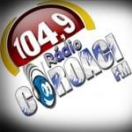 Logo da emissora Rádio Coroaci 104.9 FM