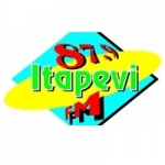 Logo da emissora Rádio Itapevi 87.9 FM
