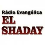 Logo da emissora Rádio  Evangélica Elshadai