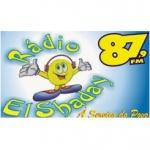 Logo da emissora Rádio Elshaday 87.9 FM