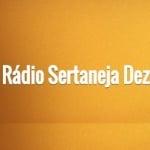Logo da emissora Rádio Sertaneja Dez