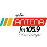 Logo da emissora Rádio Antena 105.9 FM