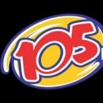 Logo da emissora Web 105