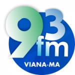 Logo da emissora Rádio Maracu 93.9 FM