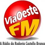 Logo da emissora Via Oeste FM