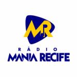 Logo da emissora Rádio Mania Recife