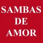 Logo da emissora Sambas de Amor