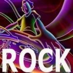 Logo da emissora Rock Web