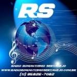 Logo da emissora Romantismo Sertanejo