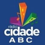 Logo da emissora Rádio Cidade ABC