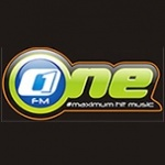 Logo da emissora Rádio One 96.1 FM
