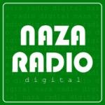 Logo da emissora Naza Rádio