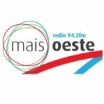 Logo da emissora Rádio Mais Oeste 94.2 FM