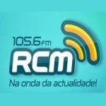 Logo da emissora Rádio do Concelho de Mafra FM 105.6