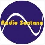 Logo da emissora Rádio Santana 92.5 FM