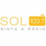 Logo da emissora Rádio Sol 103.7 FM