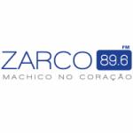 Logo da emissora Rádio Zarco 89.6 FM