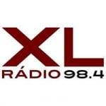 Logo da emissora Rádio XL 94.8 FM