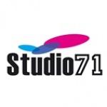 Logo da emissora Studio 71