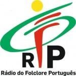 Logo da emissora Rádio Do Folclore Português