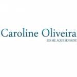Logo da emissora Rádio Caroline Oliveira