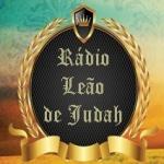 Logo da emissora Rádio Web  Leão de Judah